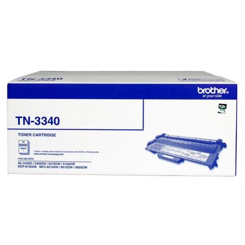 Genuine BROTHER TN3340 Toner Cartridge