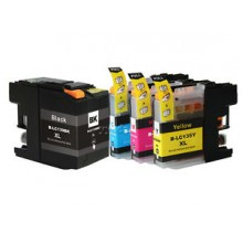BROTHER LC139 135 VALUE PACK COMPATIBLE PRINTER TONER CARTRIDGE