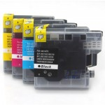 BROTHER LC 39 67 BLACK COMPATIBLE PRINTER INK CARTRIDGE