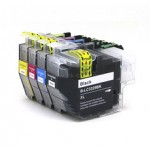 BROTHER LC 3319 XL VALUE PACK COMPATIBLE PRINTER INK CARTRIDGE