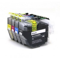 BROTHER LC 3319 3317 XL VALUE PACK COMPATIBLE PRINTER INK CARTRIDGE