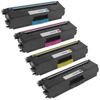 BROTHER TN-341 TN-346 TN-349 VALUE PACK COMPATIBLE PRINTER TONER CARTRIDGE