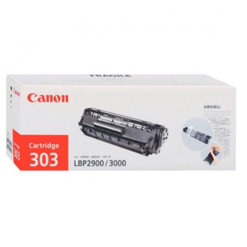 Genuine Canon 303 Toner Black