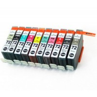CANON PGI-72 VALUE PACK COMPATIBLE PRINTER INK CARTRIDGE