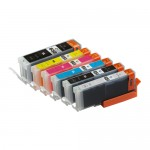 CANON CLI-651 SC BLACK COMPATIBLE PRINTER INK CARTRIDGE