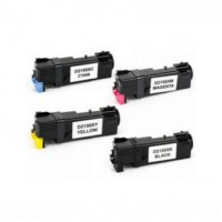 DELL 2150 2155 VALUE PACK COMPATIBLE PRINTER TONER CARTRIDGE