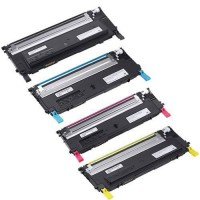 DELL 1230 YELLOW COMPATIBLE PRINTER TONER CARTRIDGE