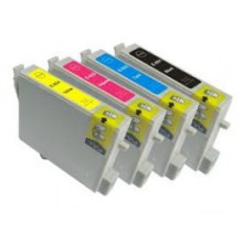 EPSON T0621 T0632 T0633 T0634 VALUE PACK COMPATIBLE PRINTER INK CARTRIDGE