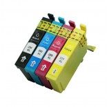 COMPATIBLE EPSON 220 XL BCMY VALUE PACK PRINTER INK CARTRIDGE