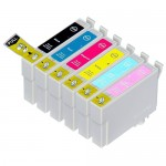 EPSON T0811N COMPATIBLE PRINTER INK CARTRIDGE
