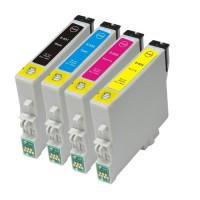 EPSON T0561-T0564 56 VALUE PACK COMPATIBLE PRINTER INK CARTRIDGE