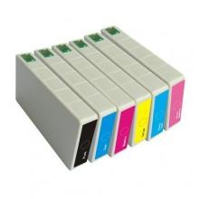 EPSON T5591-T5596 6C VALUE PACK COMPATIBLE PRINTER INK CARTRIDGE