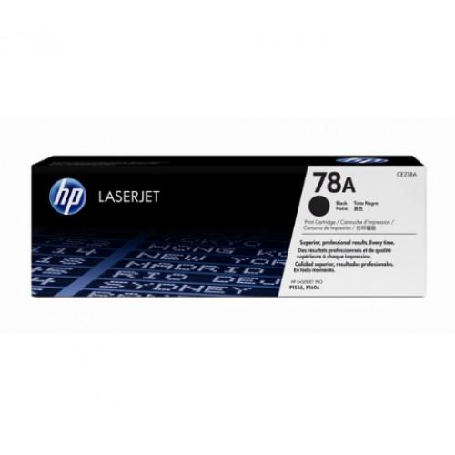 Genuine HP 78A CE278A LaserJet Toner Cartridge Black