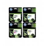 Genuine HP 955 XL Value Pack Printer Ink Cartridge