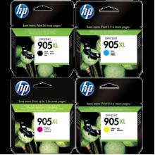 Genuine HP 905 XL Value Pack Printer Ink Cartridge