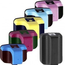 HP 02 BLACK COMPATIBLE PRINTER INK CARTRIDGE