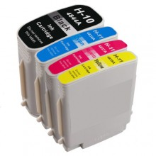 HP 10 VALUE PACK COMPATIBLE PRINTER INK CARTRIDGE