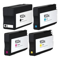 HP 933 VALUE PACK COMPATIBLE PRINTER INK CARTRIDGE