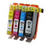 HP 564 YELLOW COMPATIBLE PRINTER INK CARTRIDGE