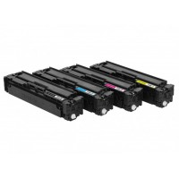 HP 201X CF400X VALUE PACK COMPATIBLE PRINTER TONER CARTRIDGE