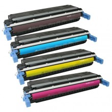 HP CB402A YELLOW COMPATIBLE PRINTER TONER CARTRIDGE