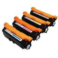 HP CE252A/ CAN CRG-123/ 323/ 723 YELLOW COMPATIBLE PRINTER TONER CARTRIDGE