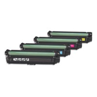 HP CE272A YELLOW COMPATIBLE PRINTER TONER CARTRIDGE