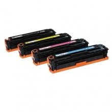 HP CE410X BLACK COMPATIBLE PRINTER TONER CARTRIDGE