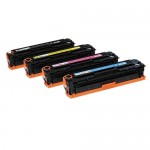 HP CE412A YELLOW COMPATIBLE PRINTER TONER CARTRIDGE