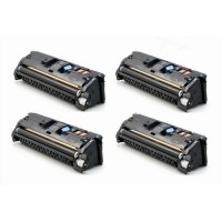 HP Q396 (122A) VALUE PACK COMPATIBLE PRINTER TONER CARTRIDGE