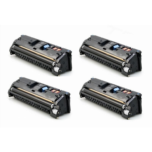 HP Q3962A (122A) YELLOW COMPATIBLE PRINTER TONER CARTRIDGE