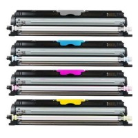 KONICA MINOLTA C1600 CYAN COMPATIBLE PRINTER TONER CARTRIDGE