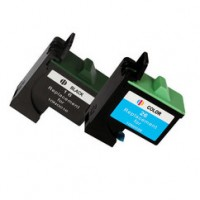 LEXMARK 16 17 26 27 VALUE PACK COMPATIBLE PRINTER INK CARTRIDGE