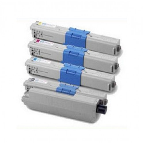 OKI C301 C321 C301dn C321dn C301n C321n MC342 MC342dnw VALUE PACK COMPATIBLE PRINTER TONER CARTRIDGE
