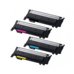 COMPATIBLE SAM CLT-404 VALUE PACK PRINTER TONER CARTRIDGE