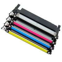 COMPATIBLE SAM CLT-406 VALUE PACK PRINTER TONER CARTRIDGE