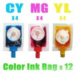 Ink Station Ink Bag for HP 22 57 75 93 95 97 Color Printer Ink Cartridge